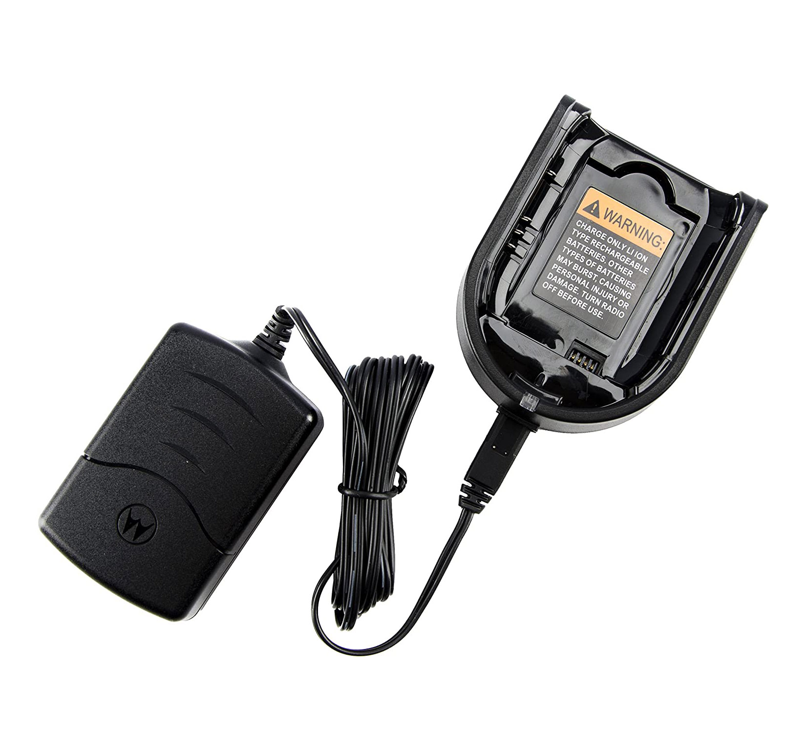 motorola HKPN4008A CLP Single Unit Charger Kit
